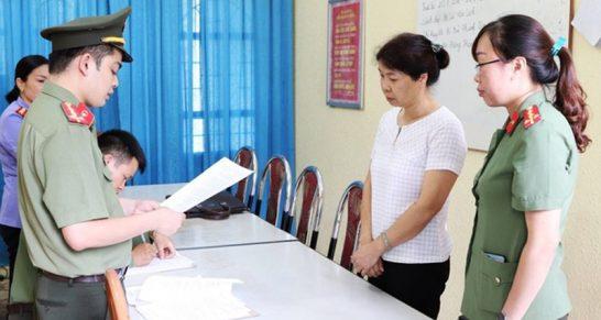 Công bố danh sách lãnh đạo có con nâng điểm ở Sơn La