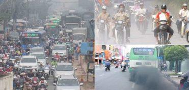 Người Sài Gòn dễ mắc ung thư phổi bởi không khí ô nhiễm vượt mức