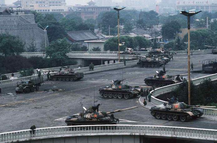 Những diễn biến chính của Cuộc Thảm sát Thiên An Môn 1989 - H3