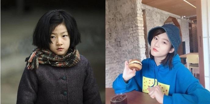 Kim Sae Ron gây thương nhớ cho khán giả với đôi mắt trong trẻo
