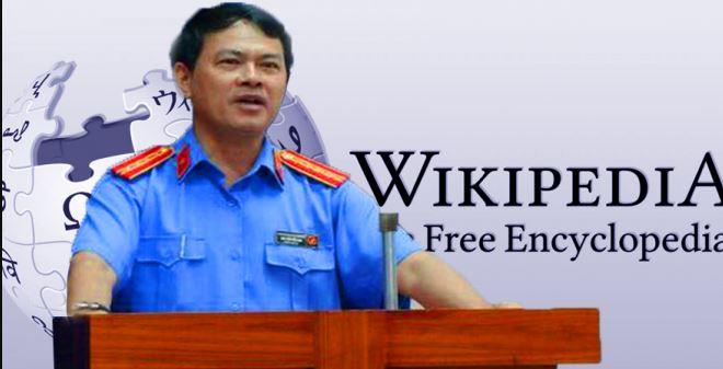 Ông Nguyễn Hữu Linh được 'ghi danh' trên Wikipedia