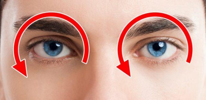 11 bài tập mắt đơn giản giúp phục hồi thị lực trong vòng 1 phút.11