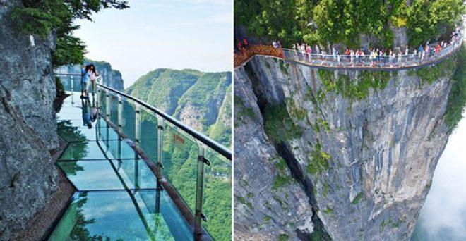 Sa Pa sắp có cây cầu kính 'ôm núi' dài và cao nhất Đông Nam Á? - H1