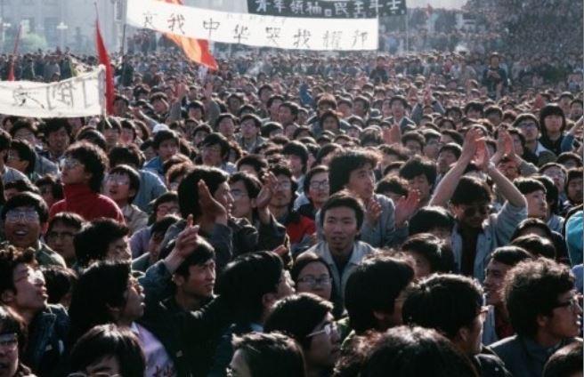 Những diễn biến chính của Cuộc Thảm sát Thiên An Môn 1989 - H2
