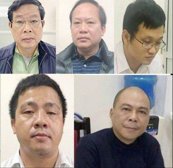 Nhật Vũ - Em trai tỷ phú Phạm Nhật Vượng bị bắt với tội danh đưa hối lộ.2