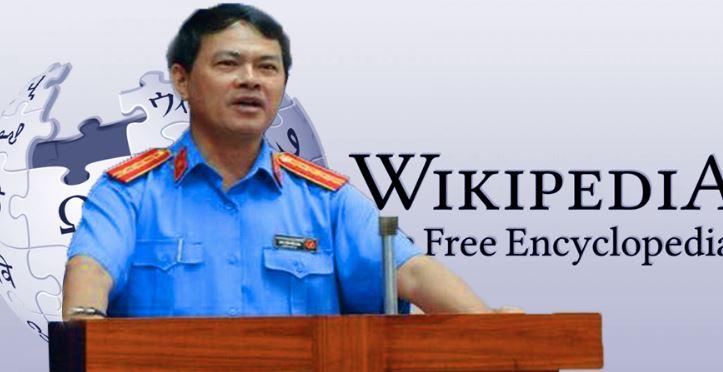 Wikipedia 'lưu danh' ông Nguyễn Hữu Linh.