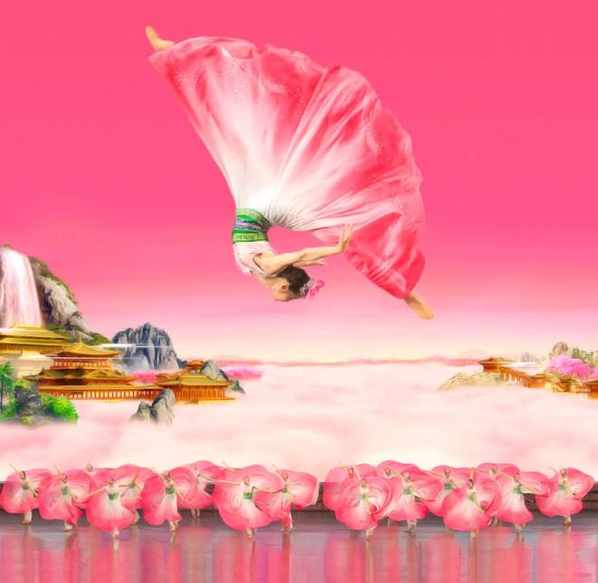 Vũ đạo cổ điển Trung Hoa được ví như món quà từ thiên thượng