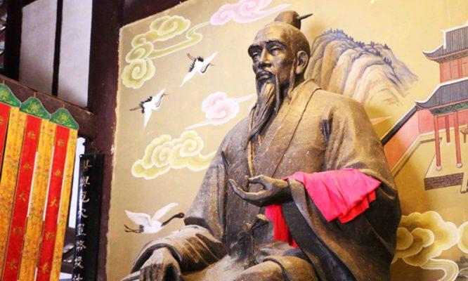 Tể tướng thời Đường dùng tai để thở, khiến Viên Thiên Cang suýt nữa tính nhầm - H2