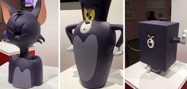 Tham quan triển lãm Tom và Jerry siêu ngộ nghĩnh tại Nhật Bản
