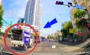 Nha Trang: Đoàn xe tuyên truyền an toàn giao thông… vượt đèn đỏ