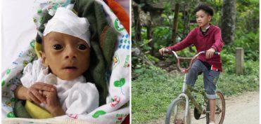 Em cậu bé đạp xe 103km ra Hà Nội qua đời: Không khí tang thương bao trùm xóm nhỏ
