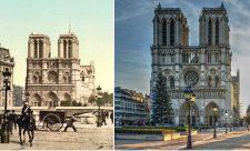 Lịch sử tráng lệ của Nhà thờ Đức Bà Paris qua các thời đại