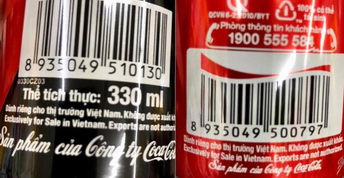 Lon Coca-Cola dành riêng cho Việt Nam: Chất lượng liệu có giảm? - H1