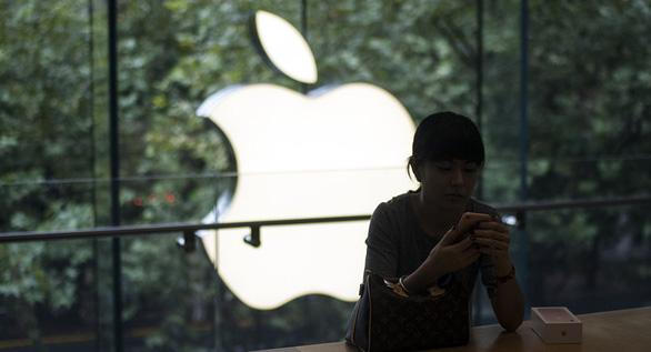 Trung Quốc: Người dân kêu gọi tẩy chay điện thoại Apple.2
