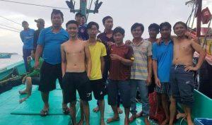 11 ngư dân nhảy xuống biển khi bị chủ tàu ép đánh bắt ở vùng biển Campuchia
