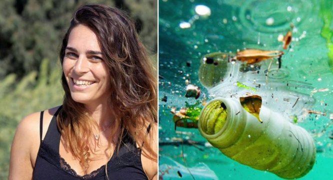 """Một phụ nữ phát minh ra loại nhựa mới có thể """"hòa tan"""" trong nước, cứu nguy cho đại dương.1"""