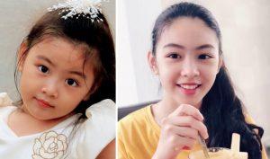 Con gái lớn nhà Quyền Linh: Biết đàn hát, nấu nướng, làm việc nhà và trồng hoa