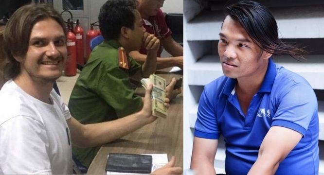 Nhặt 7.400 USD chàng trai nghèo trả lại cho người mất.