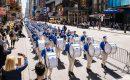 New York: 10.000 người diễu hành phản đối Trung Quốc đàn áp tín ngưỡng
