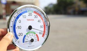Hà Nội: Nắng nóng 60 độ, ra đường vài phút đã bỏng da và mắt