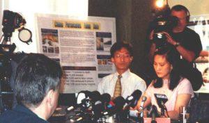 Về thăm mẹ, bóng hồng Canada bị chính quyền Trung Quốc bắt cóc, ngược đãi 33 ngày liên tục