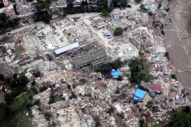 Những hiện tượng thần kỳ xuất hiện trong trận động đất Tứ Xuyên cách đây 11 năm - H3
