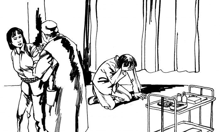 Tiêm thuốc tâm thần gây điên dại - Phương thức tra tấn thâm hiểm của ĐCSTQ - ảnh 2