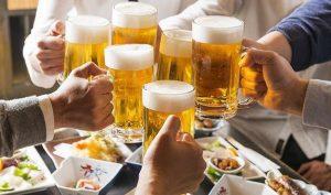 Lượng tiêu thụ rượu bia ở Việt Nam tăng nhanh số 1 thế giới