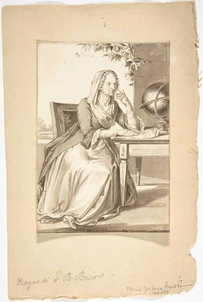Nữ giáo sư toán học đầu tiên của châu Âu: Từ bỏ học thuật để phụng sự Chúa Trời - H2