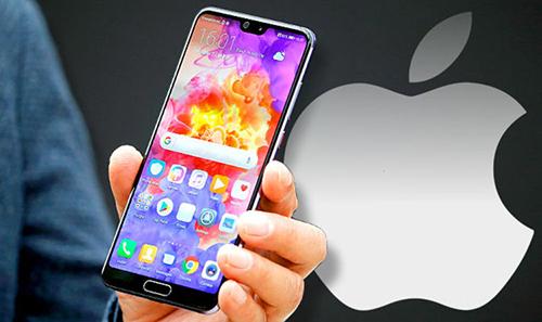 Trung Quốc: Người dân kêu gọi tẩy chay điện thoại Apple.3