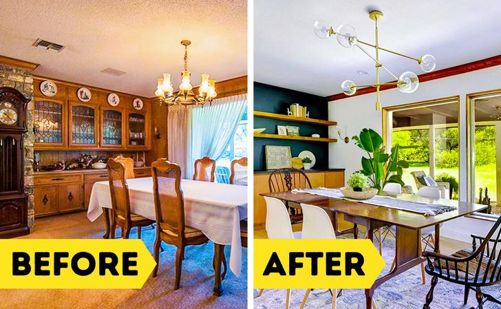 Chỉ một chút thay đổi nhỏ cũng có thể mang lại một không gian tràn đầy sức sống cho căn nhà của bạn.