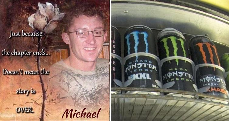 Con trai cô Shani Clarke đã ra đi đột ngột khi đang lái xe chỉ vì uống quá nhiều caffeine. (Ảnh qua eFreeNews)