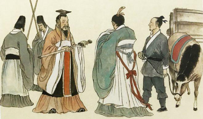 Câu chuyện giữa Tướng quốc nước Tống và thợ đóng giày đã ngăn một cuộc chiến tranh nổ ra.2