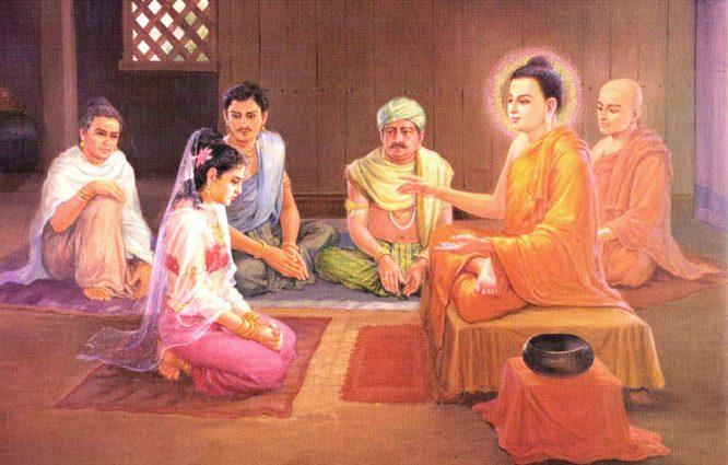 Tỳ kheo ni bị lừa thành lưng còng, Đức Phật nói rõ nhân quả đằng sau - H2