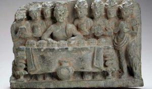Ấn Độ cổ xưa đã có rô bốt bảo vệ xá lợi Phật?