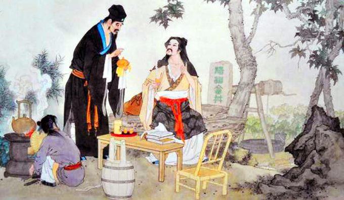 Trương Tam Phong phục sinh sau 7 ngày, làm thơ dự ngôn sau 2 năm trở thành sự thực - H1