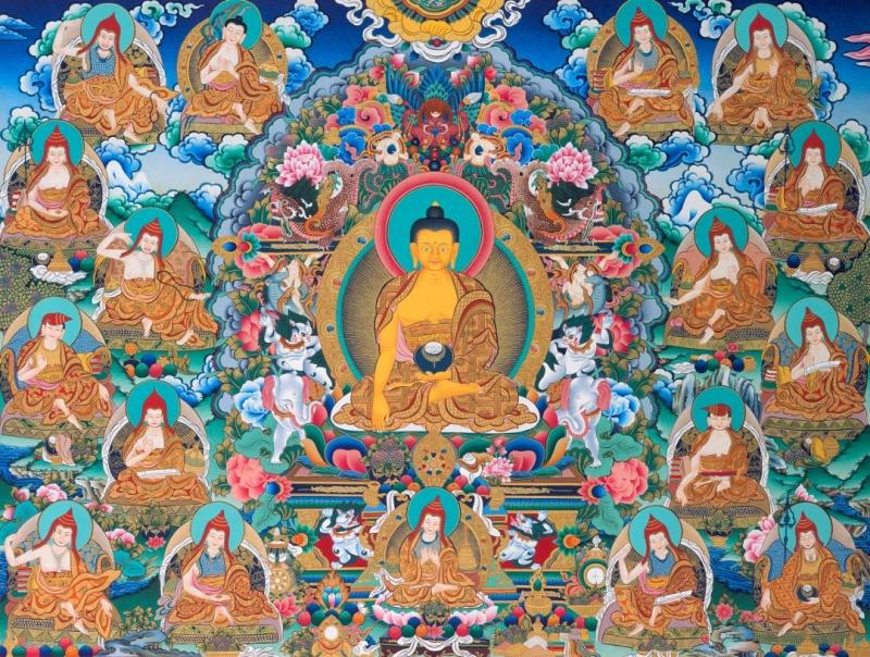 Chuyện cổ Phật gia: 500 người mù đi tìm Đức Phật.3