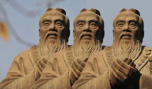 Chính trị gia Anh nhận ra viện Khổng Tử của TQ không liên quan gì đến Khổng Tử