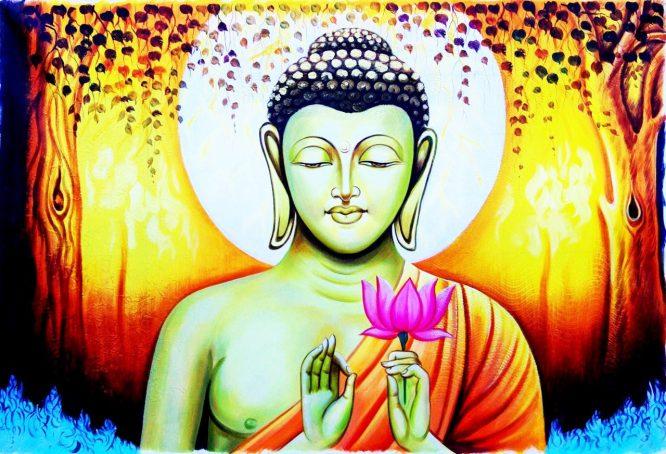 Chuyện cổ Phật gia: 500 người mù đi tìm Đức Phật.1
