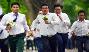 Hải Phòng: Thôn nữ đổ xổ đi lấy chồng Hàn, trai làng đẹp trai, cao to cũng ế vợ