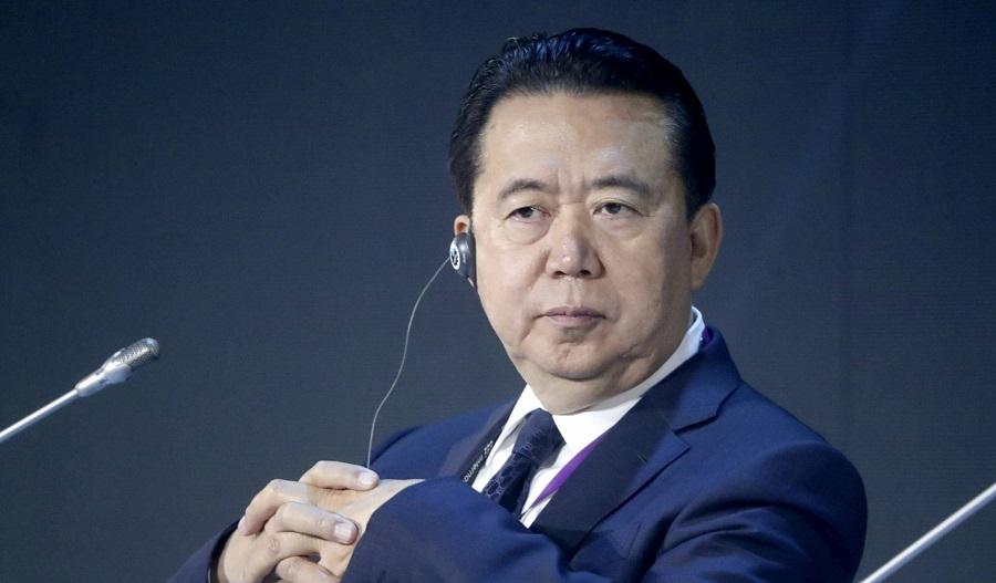 Cựu Chủ tịch Interpol Mạnh Hồng Vĩ (Ảnh: Getty Images)