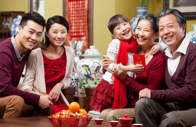 Giữa thân nhân không nợ 4 thứ, không làm 5 việc, thì gia đình ngày càng hưng - H2