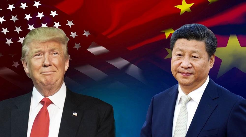 Tổng thống Trump vừa tuyên bố sẽ tăng thuế hàng hóa Trung Quốc lên 25% từ ngày 10/5. (Ảnh qua PageBD.Com)