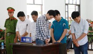 'Dùng nhục hình gây chết người': 5 cán bộ lãnh án 27 năm tù