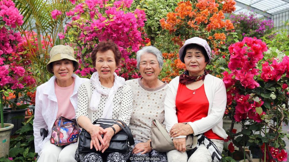 Okinawa, Nhật Bản là nơi tập trung dân số sống đến trăm tuổi cao nhất thế giới. (Ảnh: Getty Images)