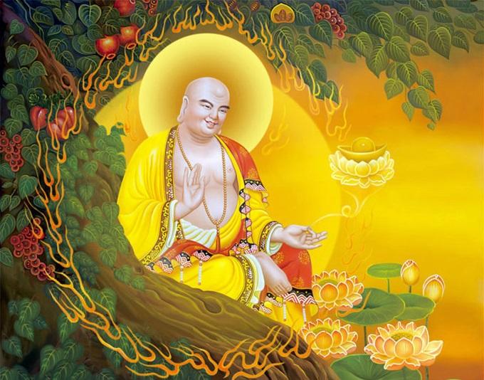 Theo tục truyền, Bố Đại hòa thượng là hóa thân thế tục của Phật Di Lặc.