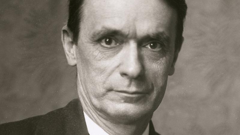 Rudolf Steiner: Người có công năng đặc dị từng đối địch với Đức Quốc xã.1