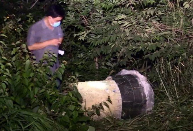 Bình Dương: Đã bắt nhóm người liên quan đến 2 xác chết trong thùng bê tông.3