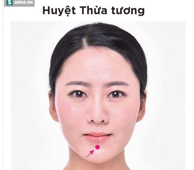 Bài bấm huyệt thông 7 lỗ làm khỏe nội tạng: 5 phút để khỏe mạnh ít bệnh - H4