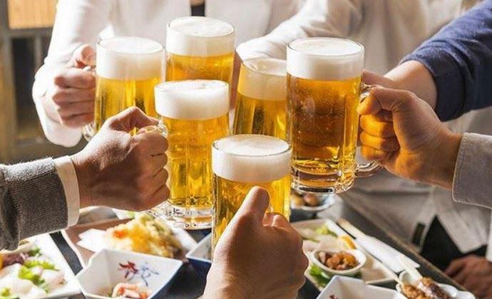Lượng tiêu thụ rượu bia ở Việt Nam tăng nhanh số 1 thế giới - H1